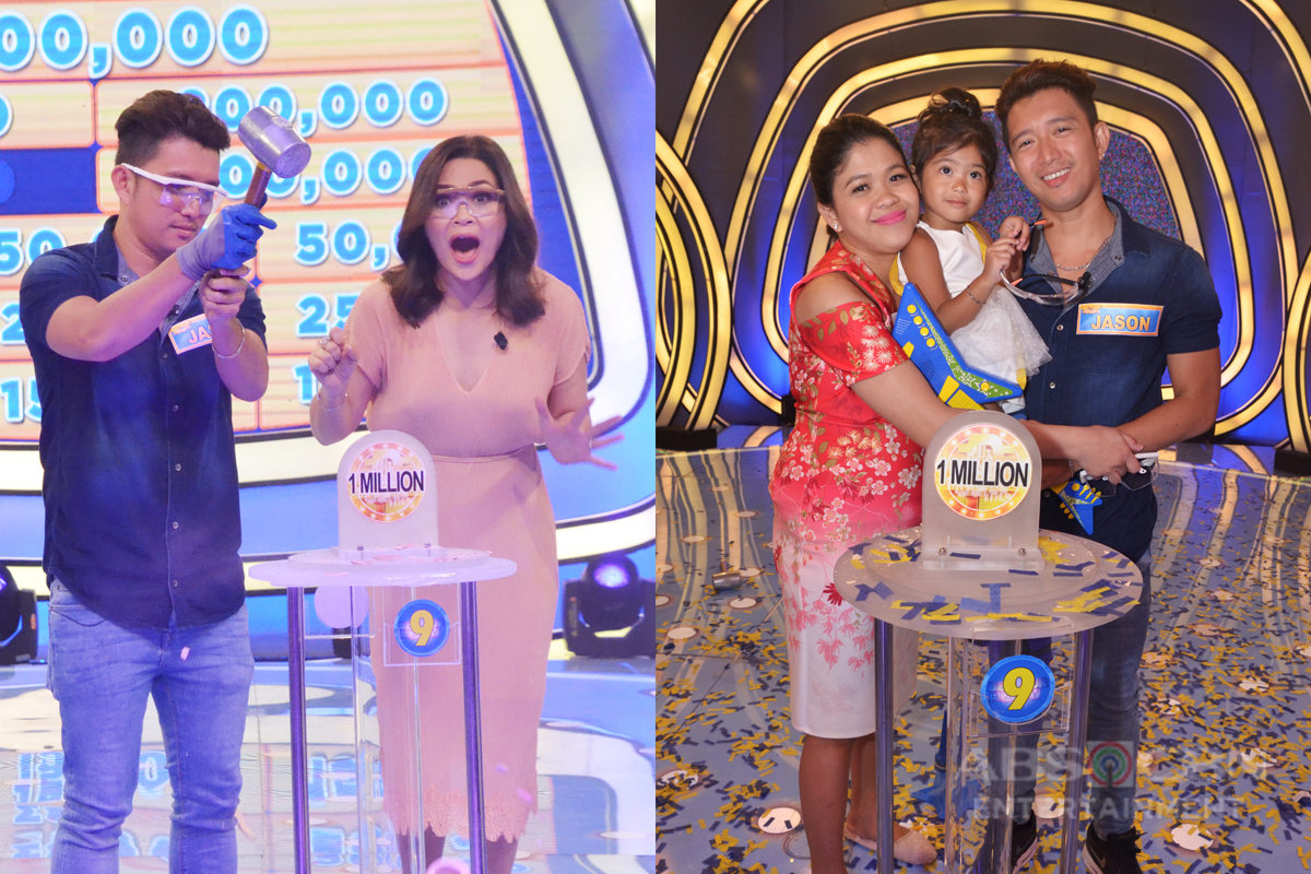 Francisco Family wins P1M on Bet On Your Baby