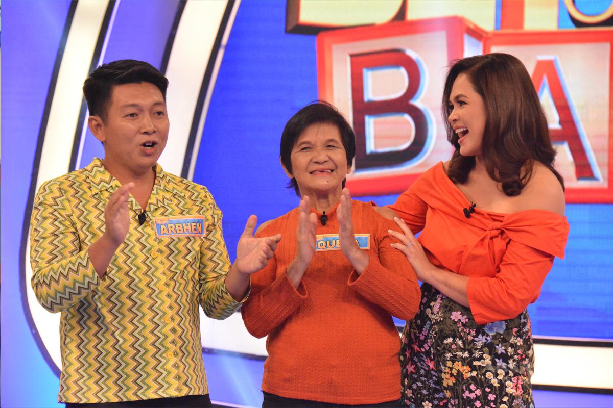 Bet On Your Baby: Villanueva family advances to jackpot round with Villanueva Family