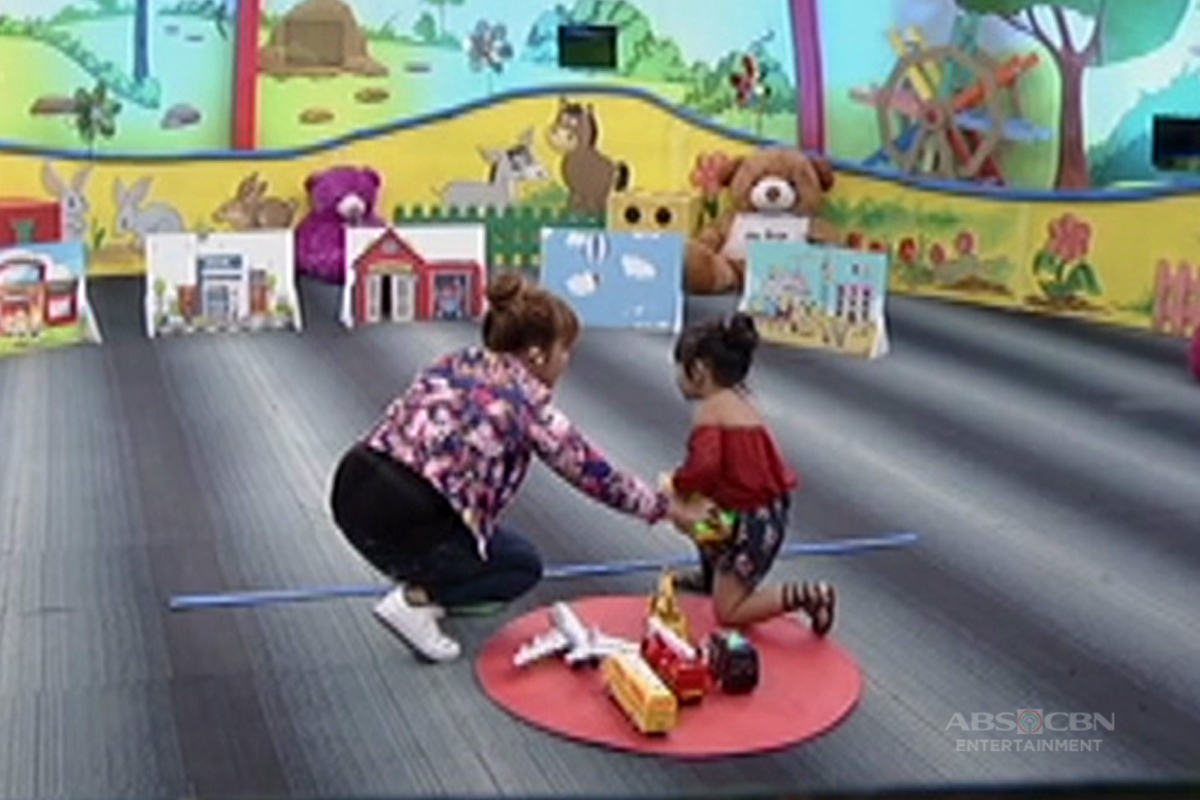 Bet On Your Baby: Babydome challenge with Mommy Pam and Baby MM