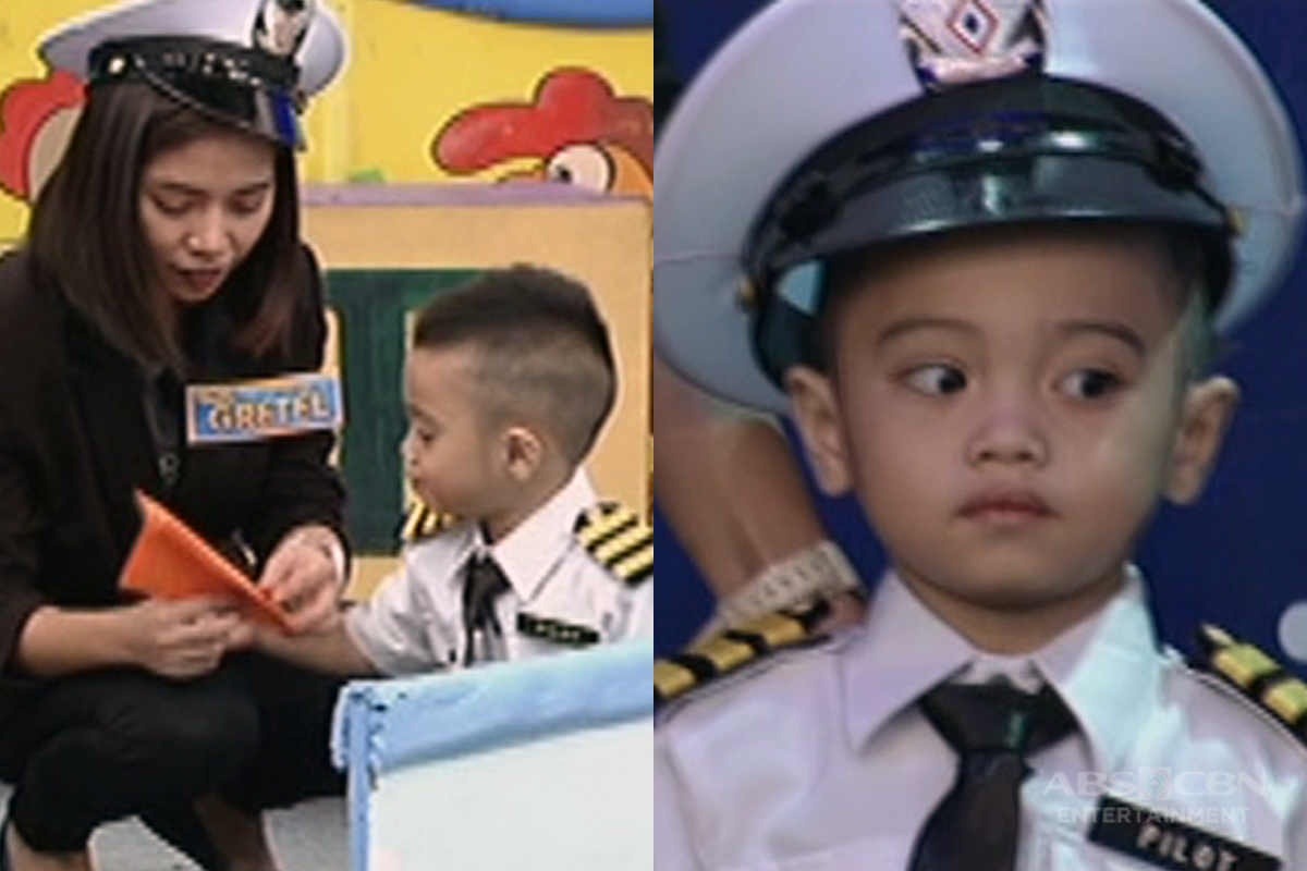 Bet On Your Baby: Babydome challenge with mommy Grethel and Baby Ken Ken