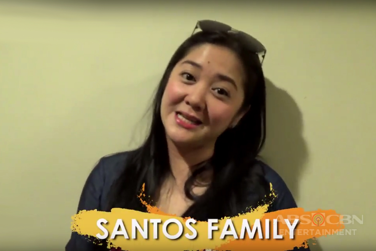 Parenting tips from Santos Family