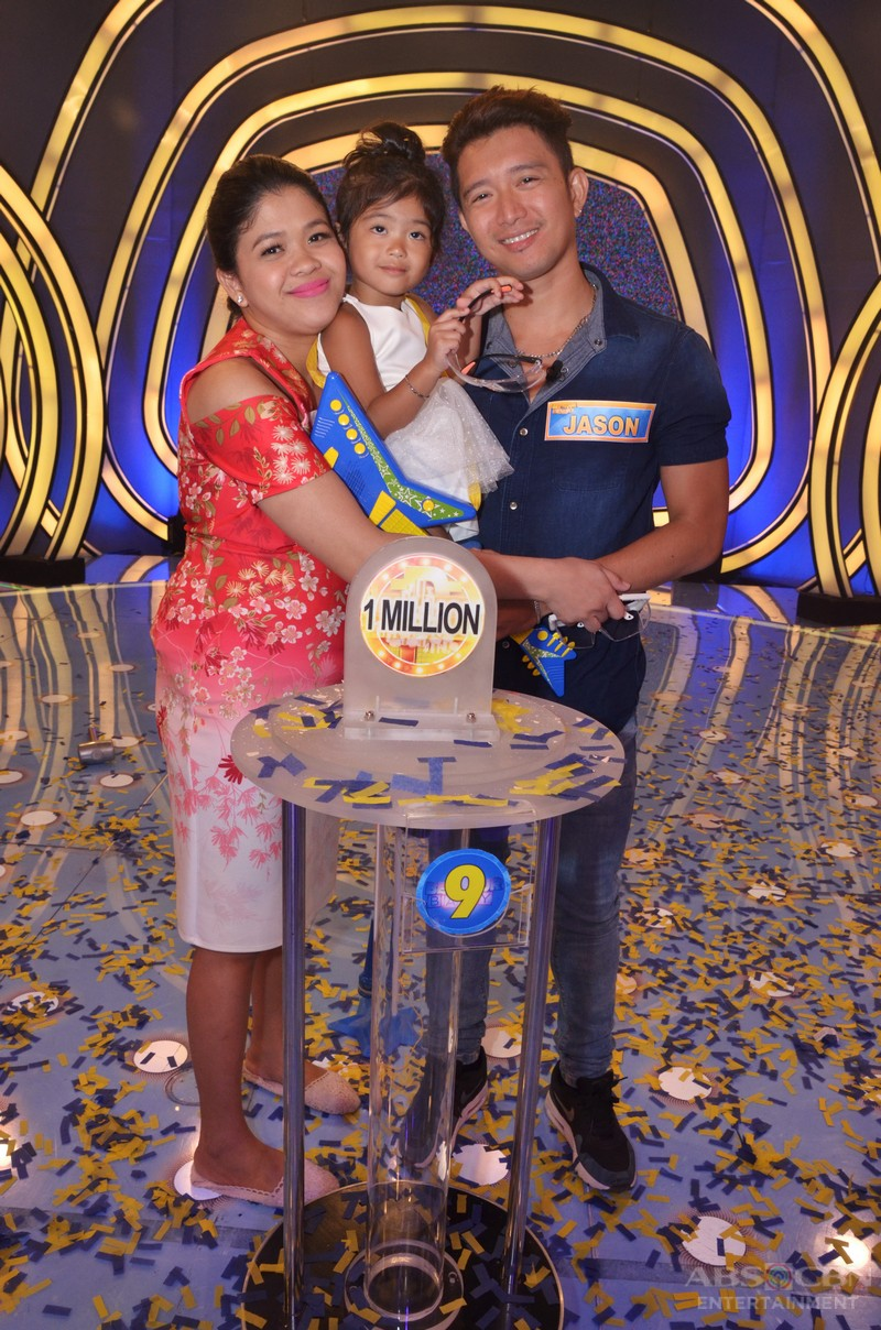 WINNING MOMENTS: Francisco Family is Bet On Your Baby Season 3's first millionaire