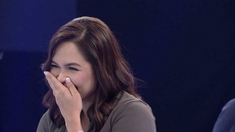 LOOK: The many faces of Judy Ann on Bet On Your Baby
