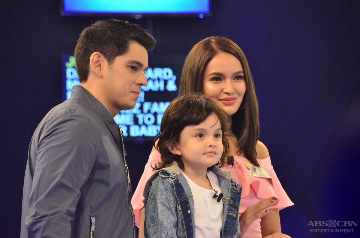 IN PHOTOS: 14 times Adorable Zion Gutierrez charms Bet On Your Baby viewers