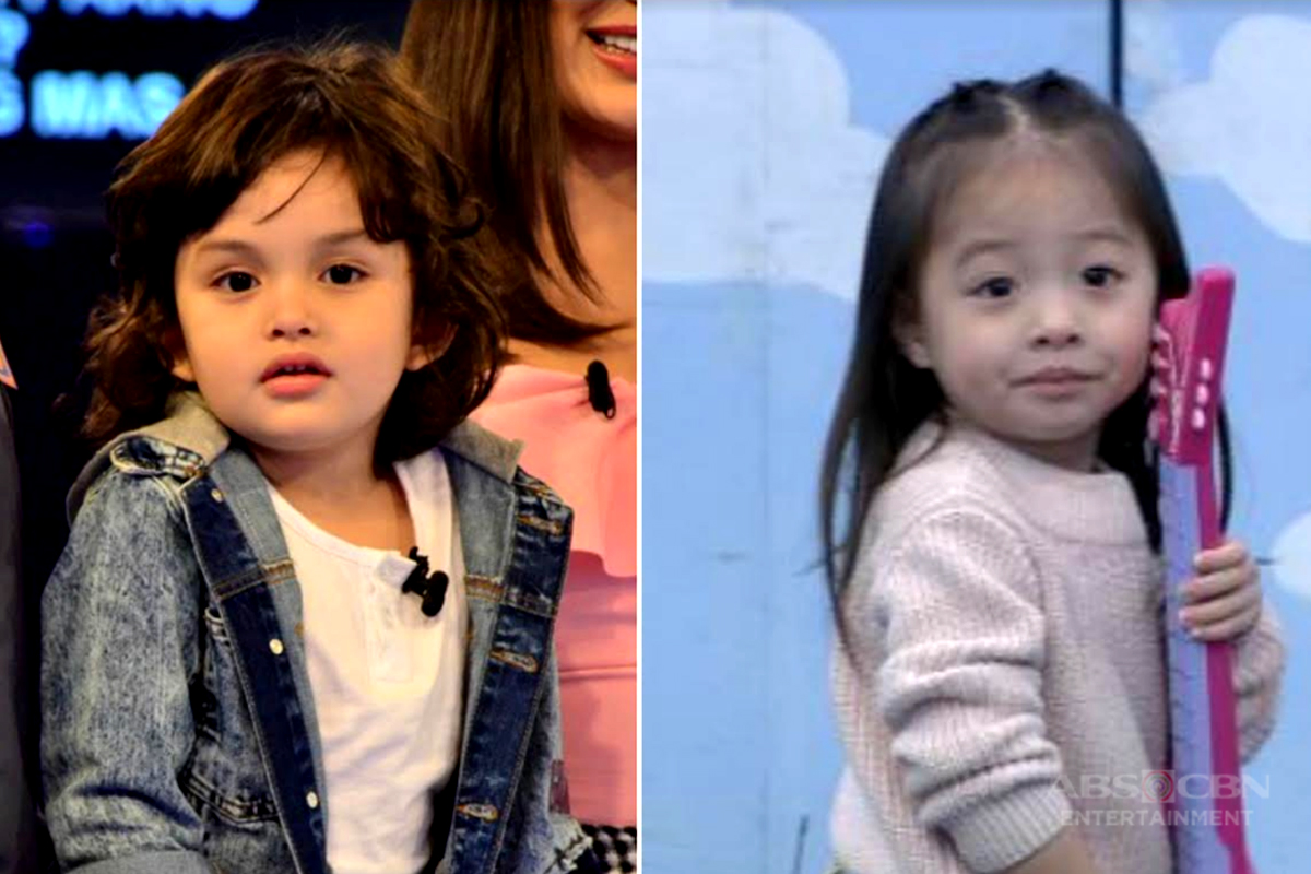 LOOK: Ilan sa mga cute celebrity babies na nakipagkulitan sa Bet On Your Baby