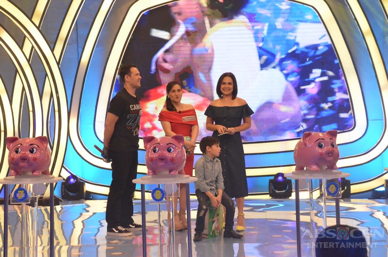 PHOTOS: Judy Ann reunites with Gladys Reyes On Bet On Your Baby