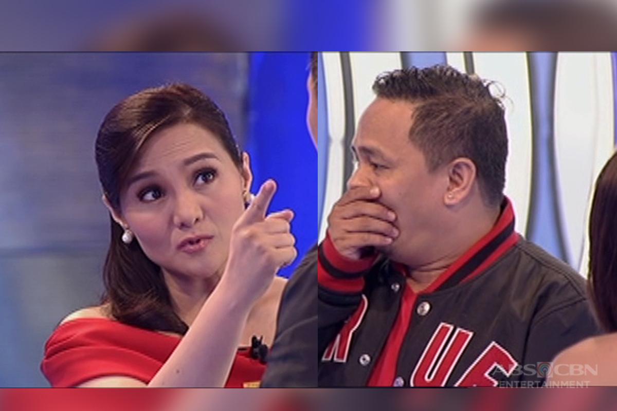 WATCH: Eric, nakatikim ng sampal kay Gladys Reyes!