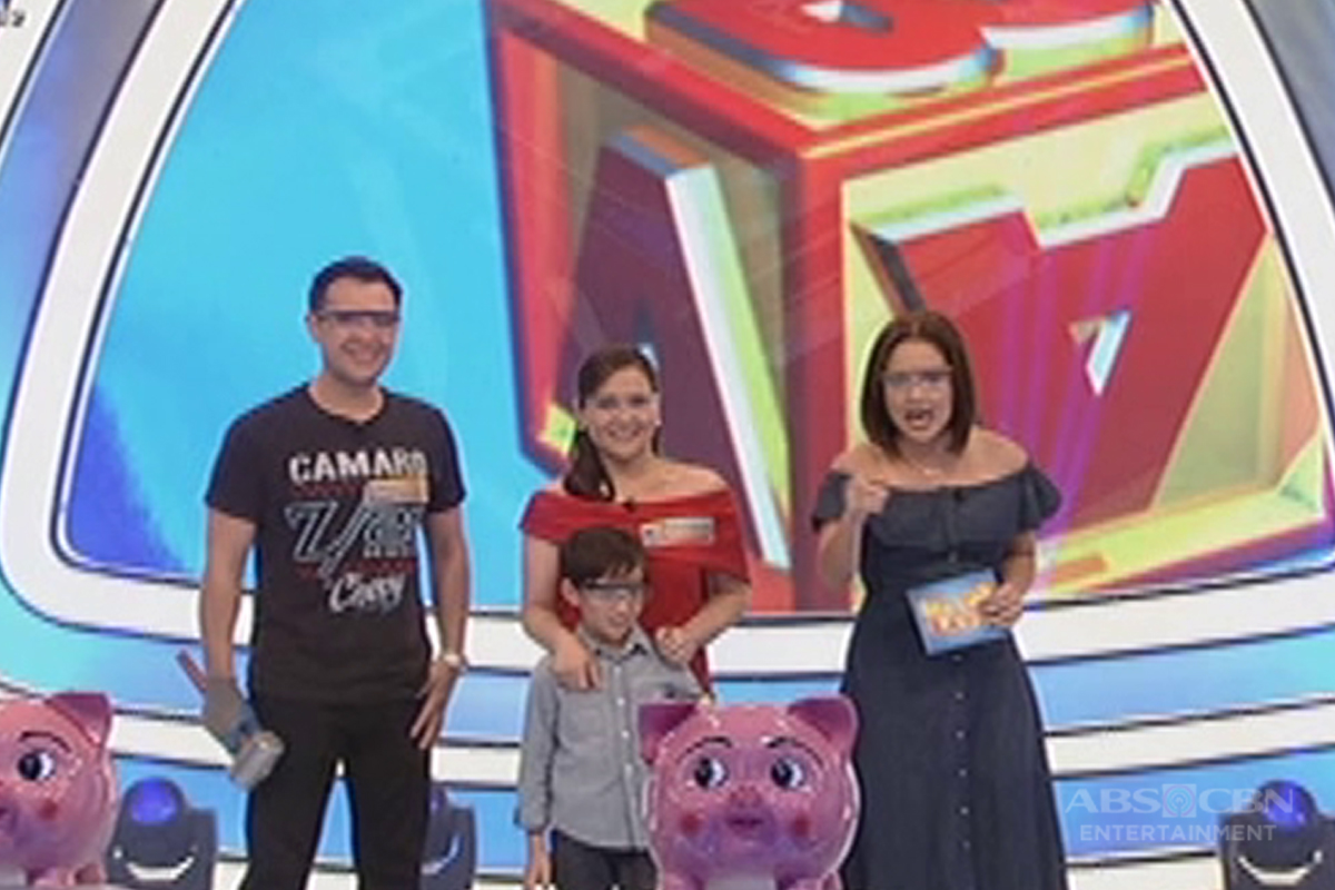 Bet on Your Baby: Jackpot round with daddy Christopher, mommy Gladys and baby Grant