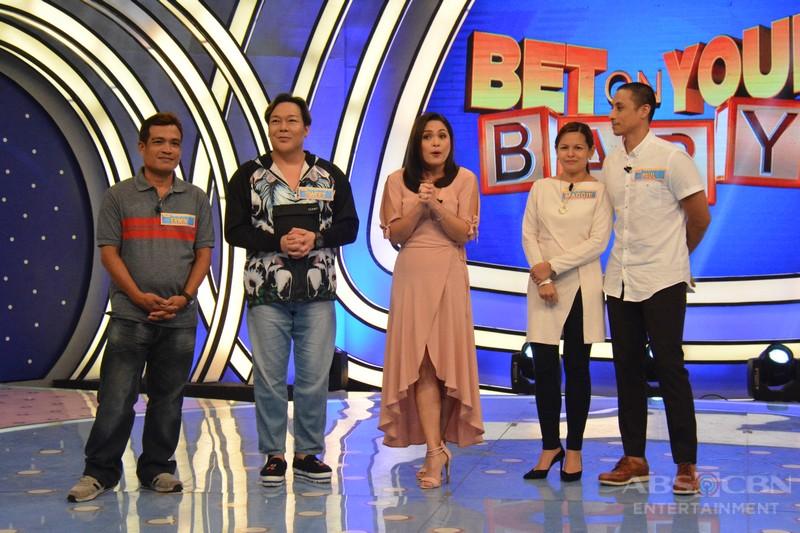 #BOYBSabadoHooray PHOTOS: Bet On Your Baby Season 3 Episode 15